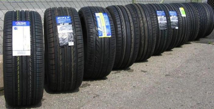 hitta billiga däck